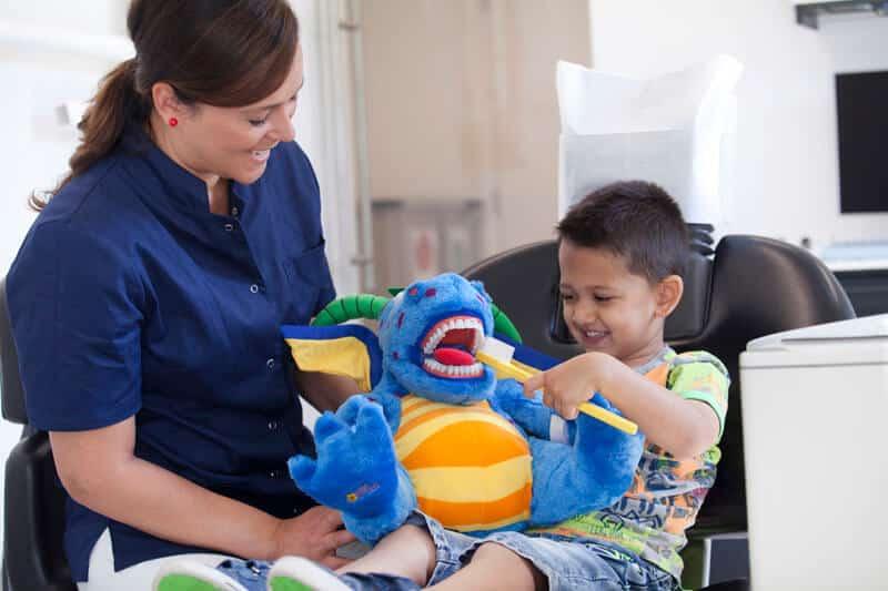 Kinder tandarts Brunssum