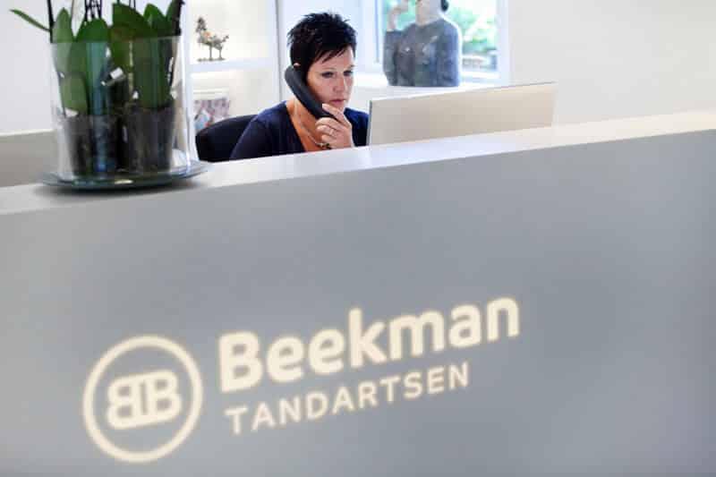 Receptie Beekman Tandartsen Brunssum